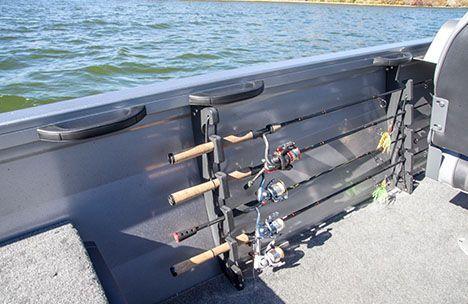 Abundant Rod Storage Fishingrodstorage Fishing Rod Holder Wooden Boat Plans Rod Holder