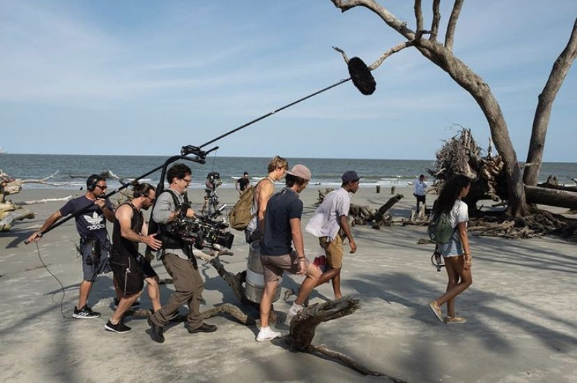 Behind The Scenes Of Outer Banks Outer Banks Behind The Scenes Outer