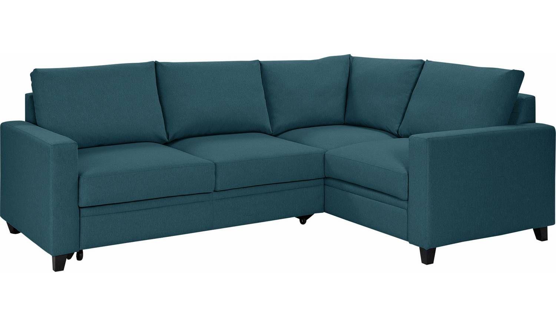 Buy Argos Home Seattle Right Corner Fabric Sofa Bed Blue Sofa Beds Sofa Bed Blue Fabric Sofa Bed Fabric Sofa