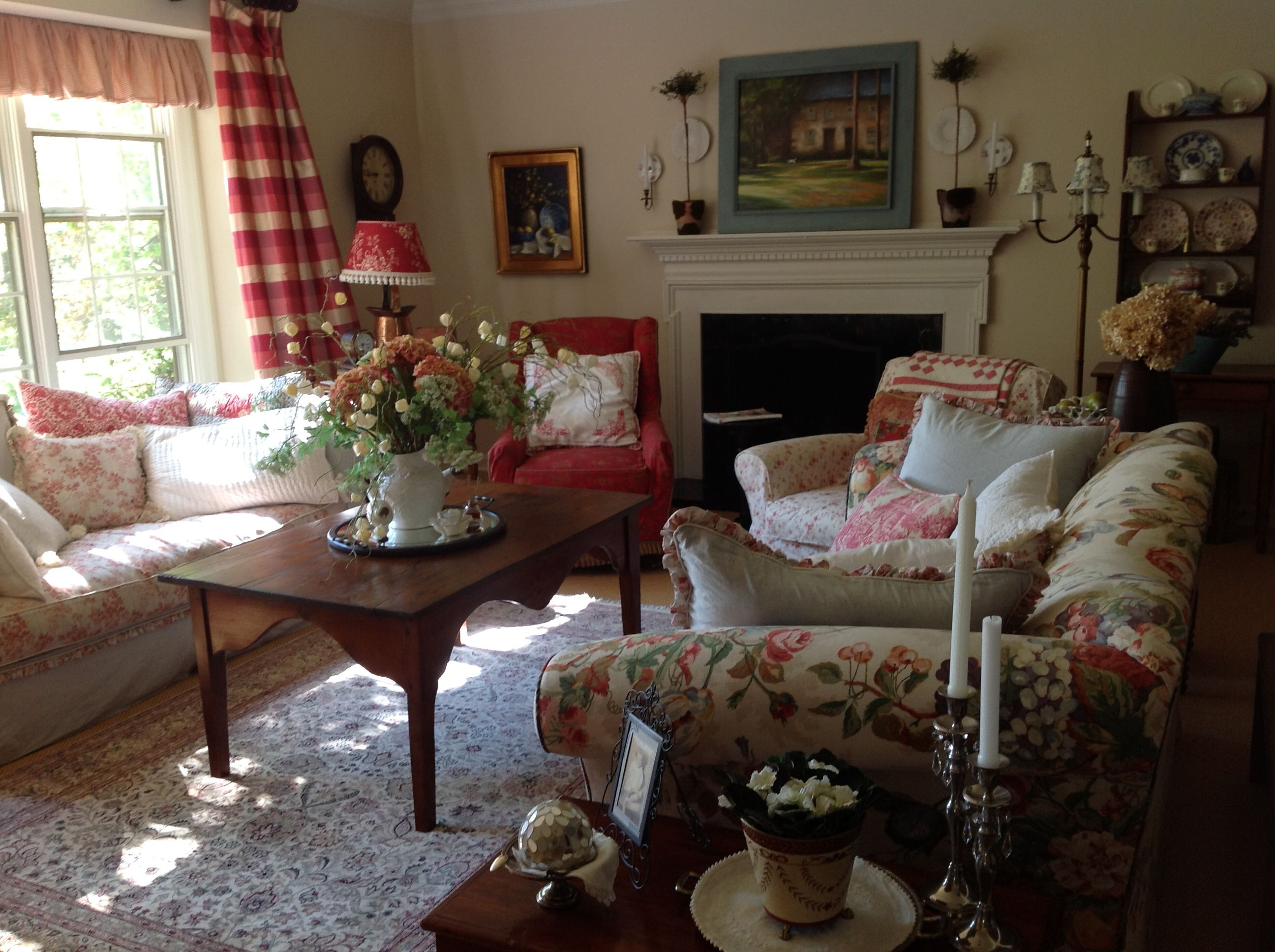 english cottage decorating living room  house designs ideas