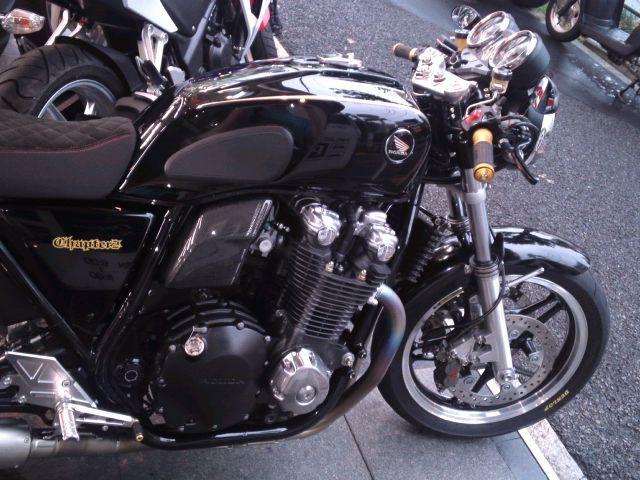 2013 Honda CB1100 - Page 106 - ADVrider
