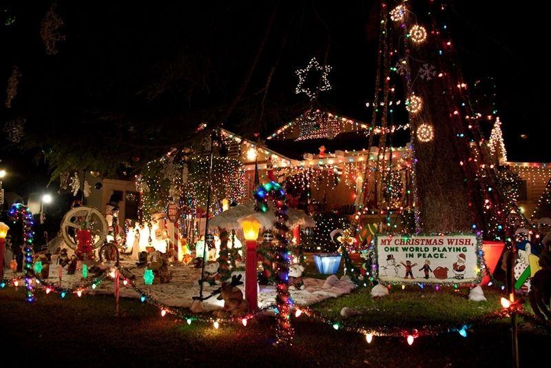 interesting christmas lights in pasadena christmas moment