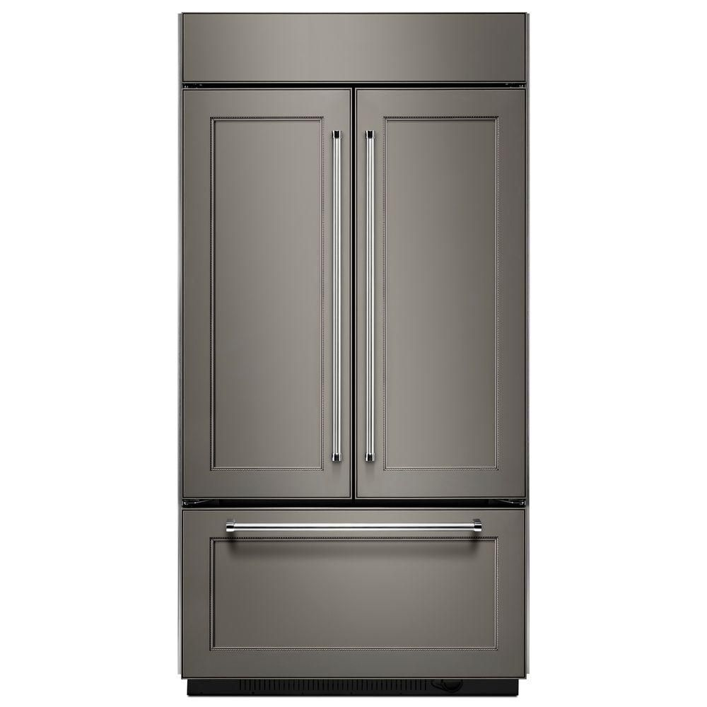KitchenAid 24.2 Cu. Ft. Built-In French Door Refrigerator