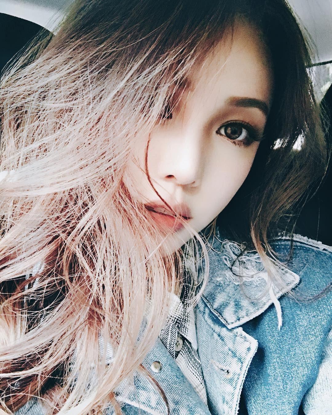 sienazhang 「makeup」 Pinterest Ulzzang, Ulzzang girl