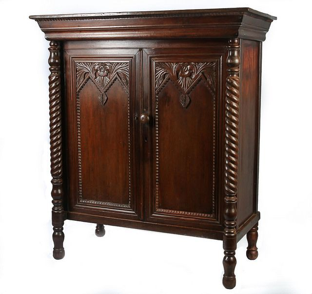 Antique Philippine Altar Table #luxuryfurniturephilippines