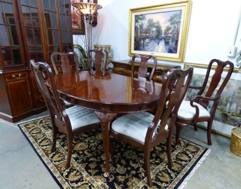 Colombo Mobili ~ Marvas place used furniture & consignment store luxury classic