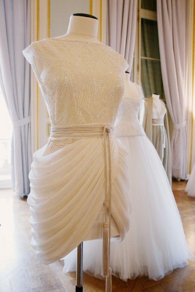 #dress Dilek Hanif Haute Couture Spring Summer 2013