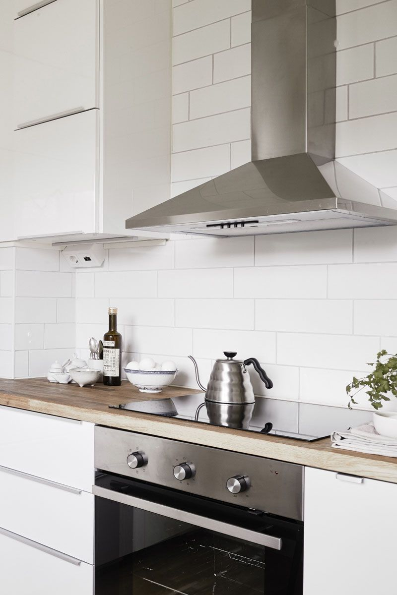 Kitchen Design Ideas - 9 Backsplash Ideas For A White Kitchen ...