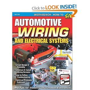 automotive wiring and electrical systems workbench series http rh pinterest com race car wiring books Animals Coloring Book