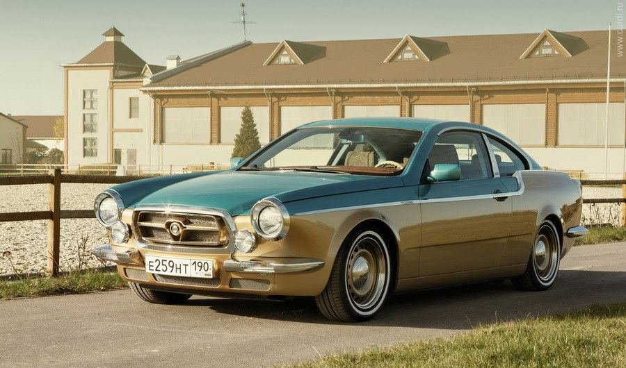 Bcc Vintage Made In Russia Bmw 3 Series With Volga Chip Which Costs 250 000 Euros