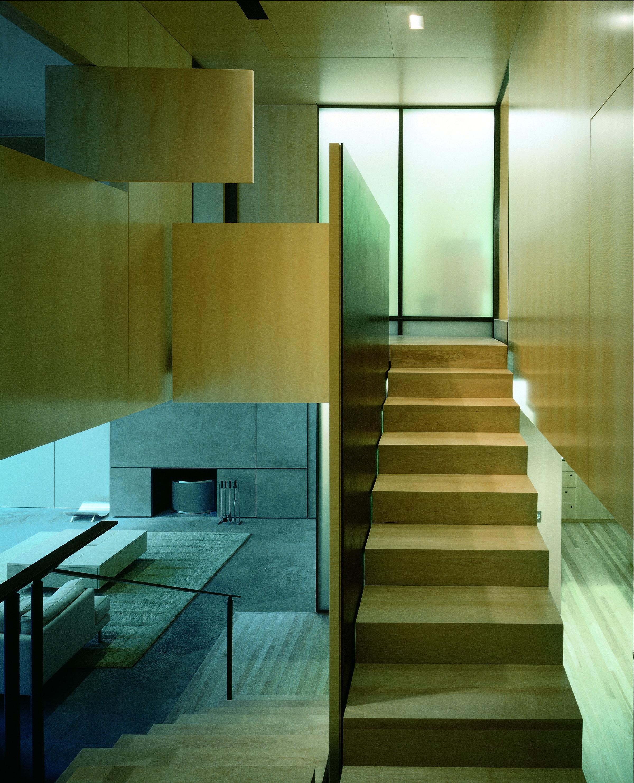 Fifth Avenue Duplex by David Hotson Architect, NYC