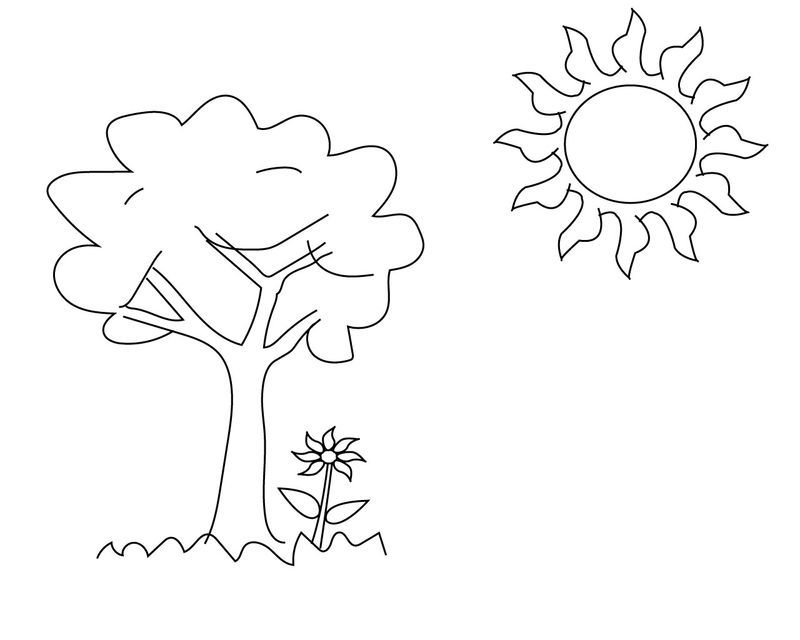 Sun Coloring Page Moon Coloring Pages Sun Coloring Pages Star