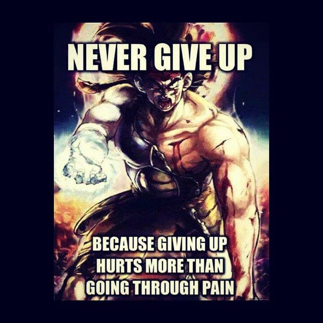 Image Result For Dbz Quotes