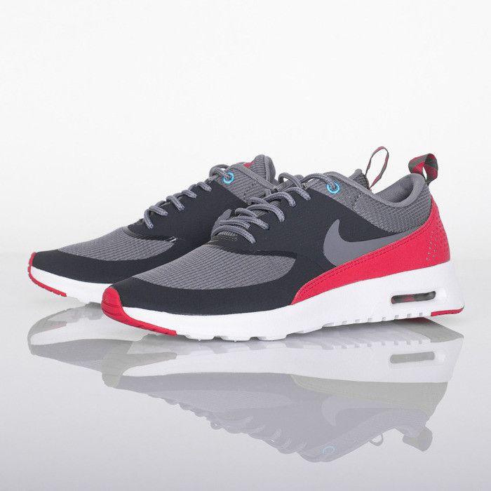 Nike Buty Wmns Air Max Thea Gm Royal White Pink Glow Wolf Grey 599409 009 Bludshop Com Air Max Thea Nike Air Max