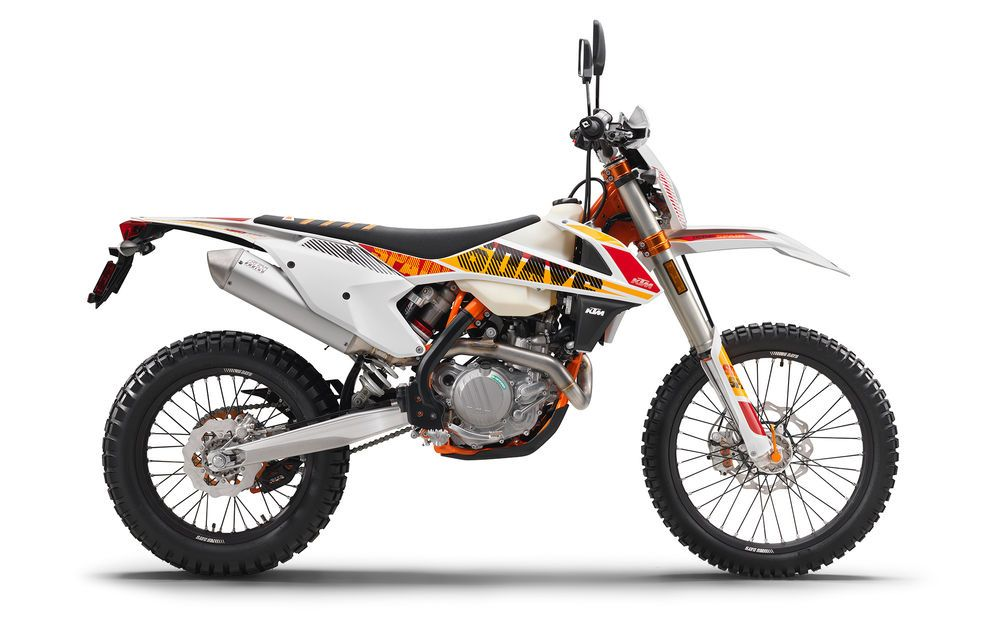 2017 KTM 450 EXC-F Six Days | MOTOS ESPECIAIS | Pinterest ...