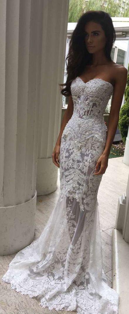Mermaid Wedding Dresses Summer