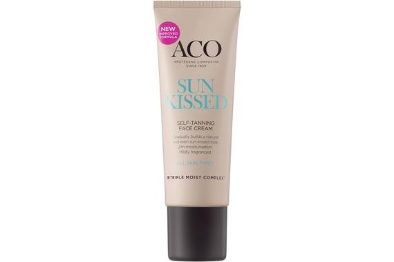 self tanning face cream