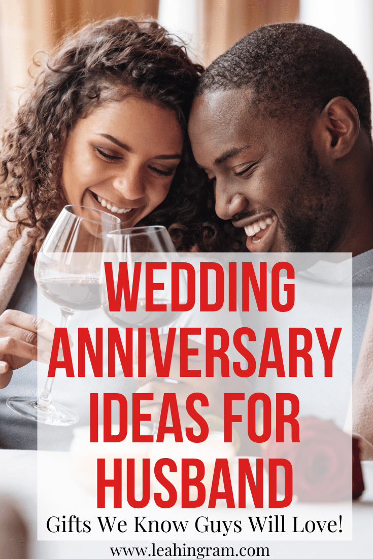 Wedding Anniversary Gift Ideas for Husband in 2020