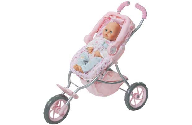 Baby Annabell 2 in 1 Travel System Jogger/Comfort Seat ...