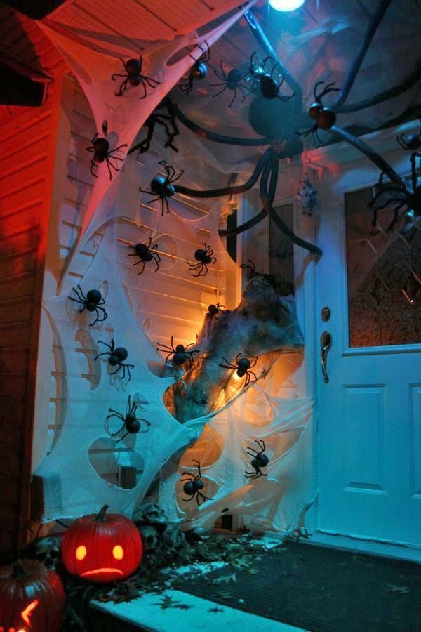 37 Spooktacularly amazing outdoor Halloween ideas Pinterest - outdoor halloween ideas