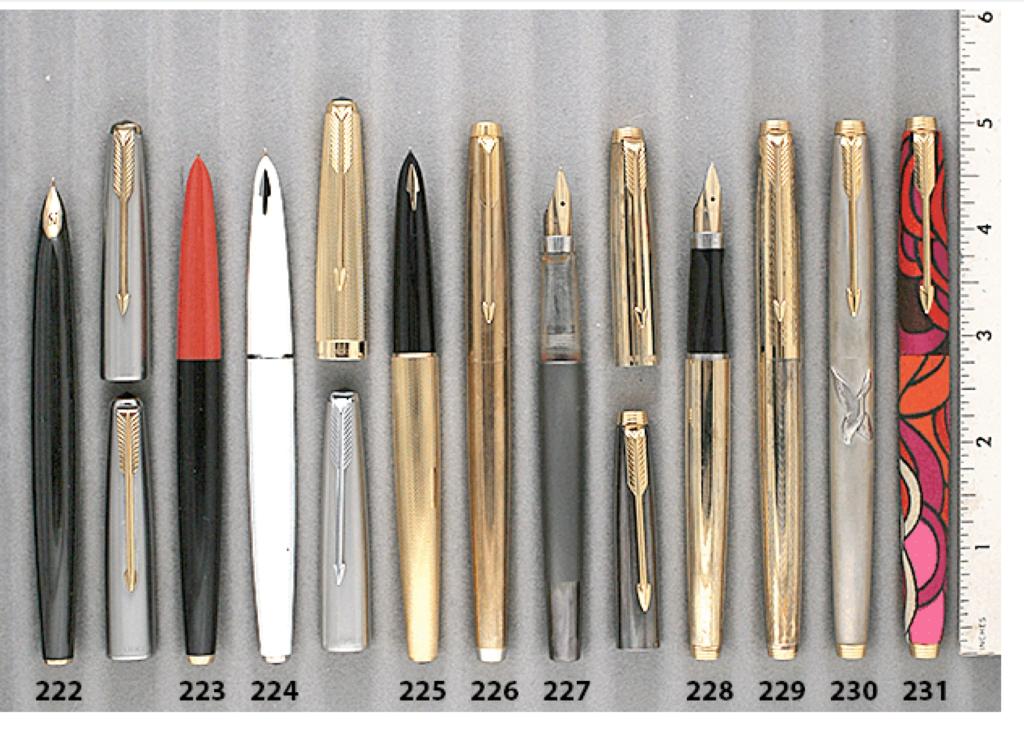 Catalog, Catalogs, Extraordinary Pens, Fountain Pens, Go
