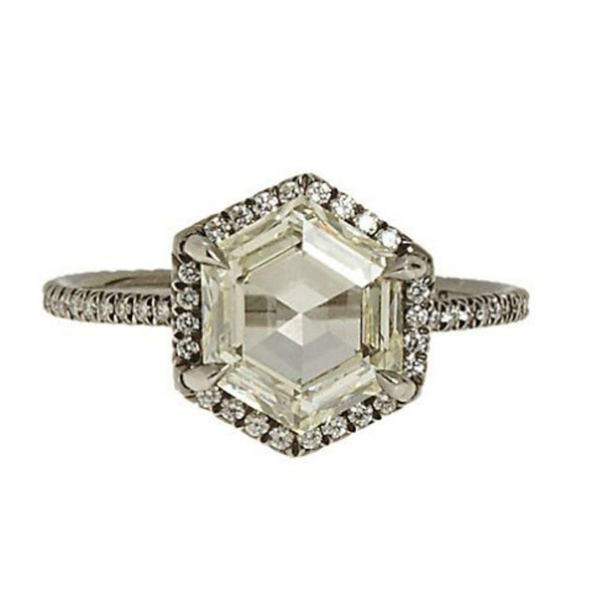 London based jewelry designer noor fares has always been attuned really doesnt matter to me what the engagement ring looks like i just like shiny things so im pinning this buycottarizona