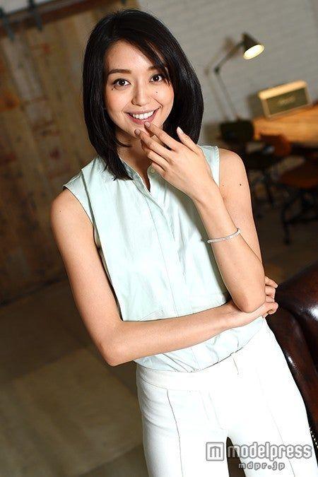 (画像1/41) 松島花、映画デビューは「怖かった」モデルとしての