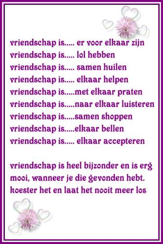 Valentijn Gedichten Vriendschap It68 Sammyboyforum