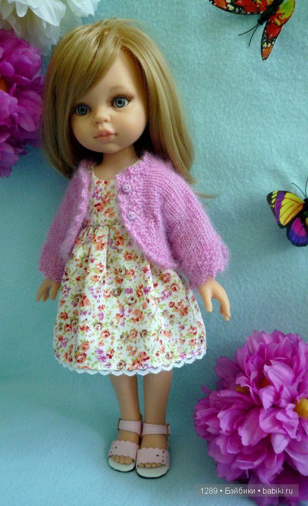 Кофточку для куклы своими руками 188