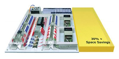 panduit din rail wire duct space optimization innovative control rh pinterest co uk Panduit Catalog Panduit Catalog