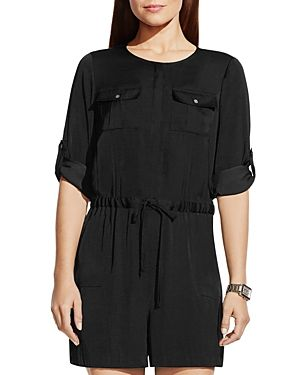 Vince Camuto Drawstring Jumpsuit