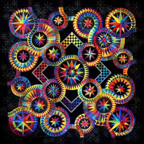 Quilts by Jacqueline de Jonge