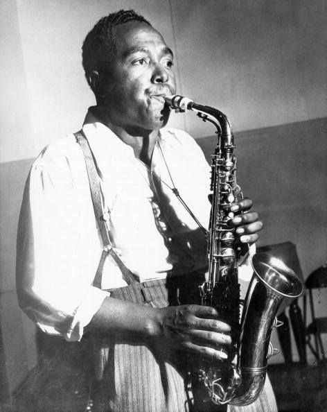 """Don't play the saxophone. Let it play you."" -Charlie Parker"