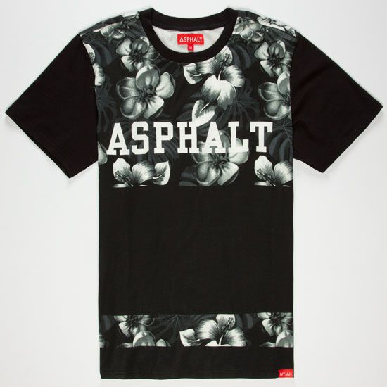 16a995a9 ASPHALT YACHT CLUB Nyjah Huston Paradise Mens T-Shirt 248893100 | Graphic  Tees | Tillys.com