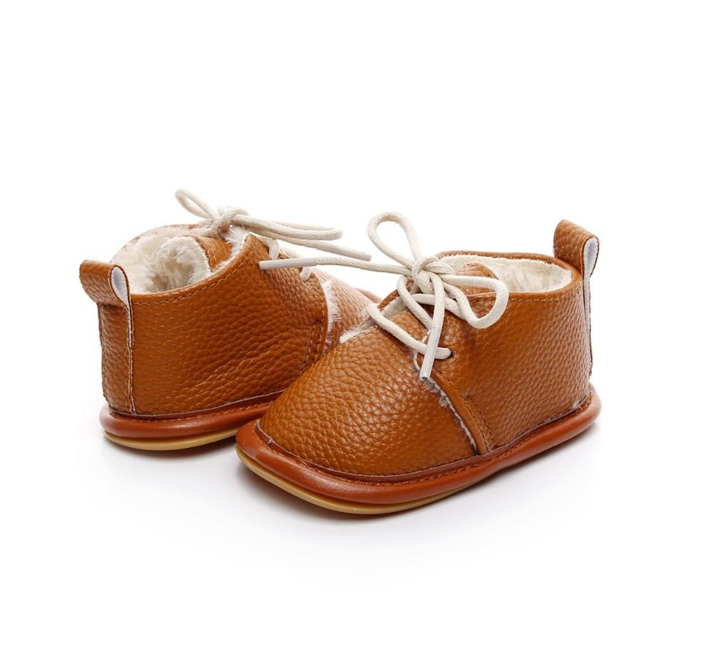 72c8facafab2 Timber Leather Winter Moccasin Shoes   Baby   Pinterest