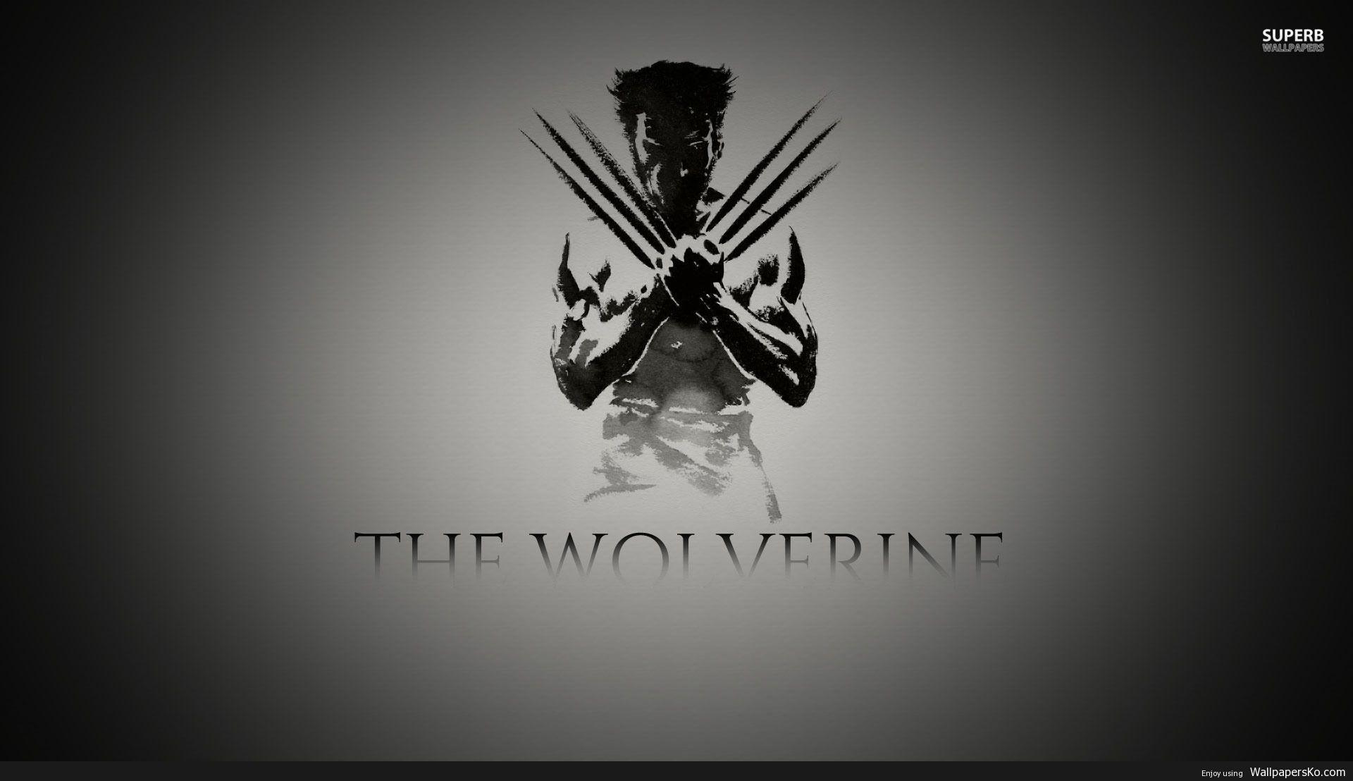 Black Wolverine Wallpaper Http Wallpapersko Com Black Wolverine Wallpaper Html Hd Wallpapers Download Hd Wallpapers For Pc Wolverine Wallpaper Pc