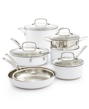 Cuisinart Chef Classic Stainless Steel Color Series 11 Pc