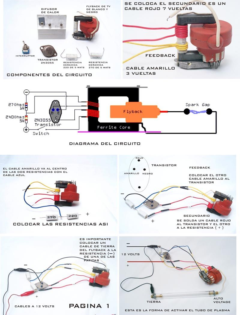 How To Make A Simple Inverter Circuit At Home Electricalcorecircuits Ravindar Singh Singhsravindar1 On Pinterest