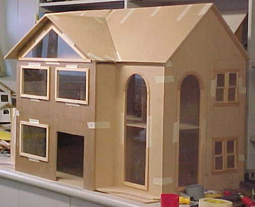 Mobili Per Casa Delle Bambole : Dolls house vecchia casa delle bambole con vintage casa di