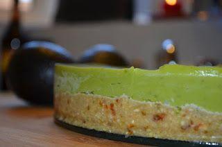 Eet goed, Voel je goed: Avocado 'Cheesecake' - Raw, Vegan en Paleo!