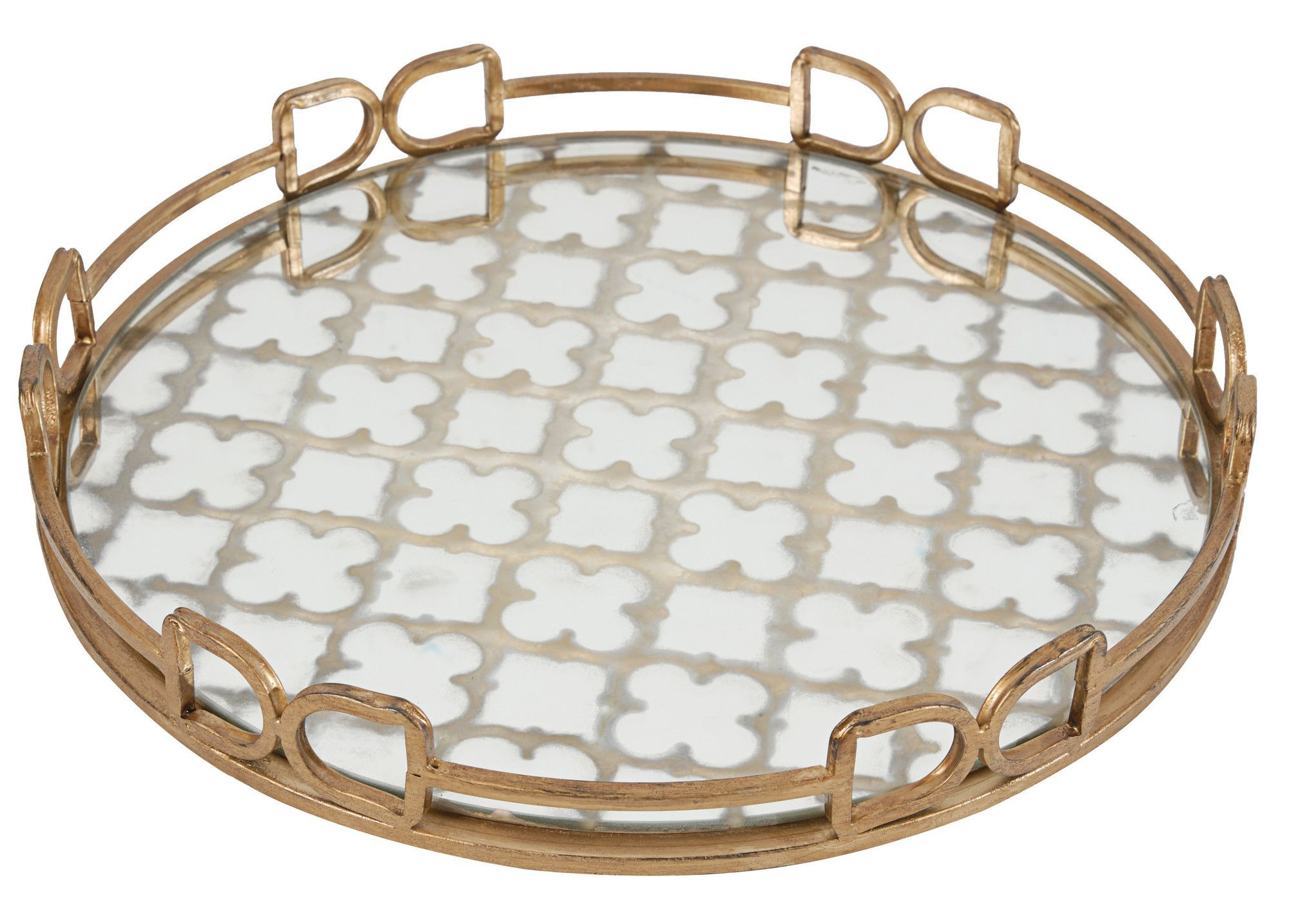 phelan serving tray - Decorative Serving Trays