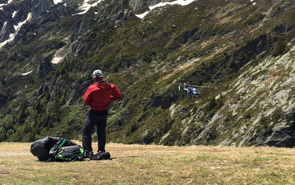 bit.ly/2oskBis Mountain Medics offers on-site emergency care when wilderness bites back