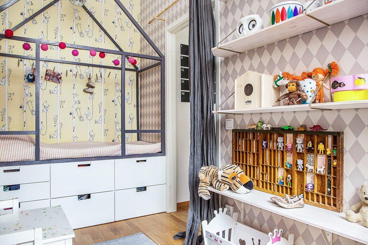 Dormitorios infantiles especiales y con mucha imaginación.  www.fustaiferro.com fustaiferro.wordpress.com