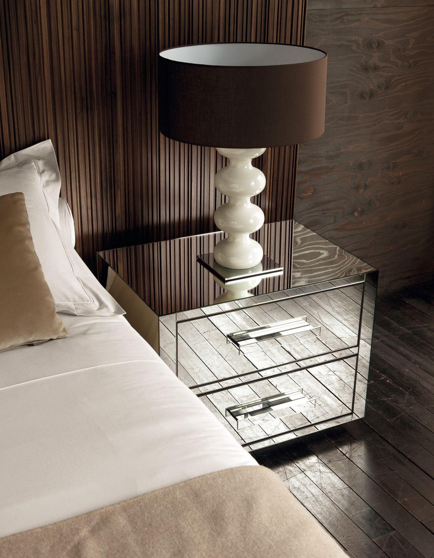 Specchi Per Palestra On Line porada arredi srl | modern nightstand, mirrored furniture