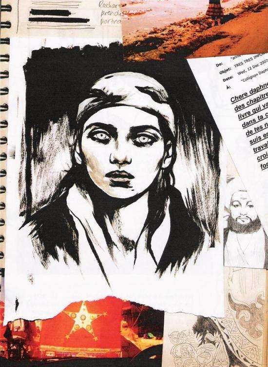 Entre deux mondes: Anne Nivat Correspondante de guerre