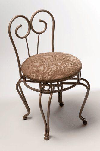 Elegant Vanity Stools and Benches