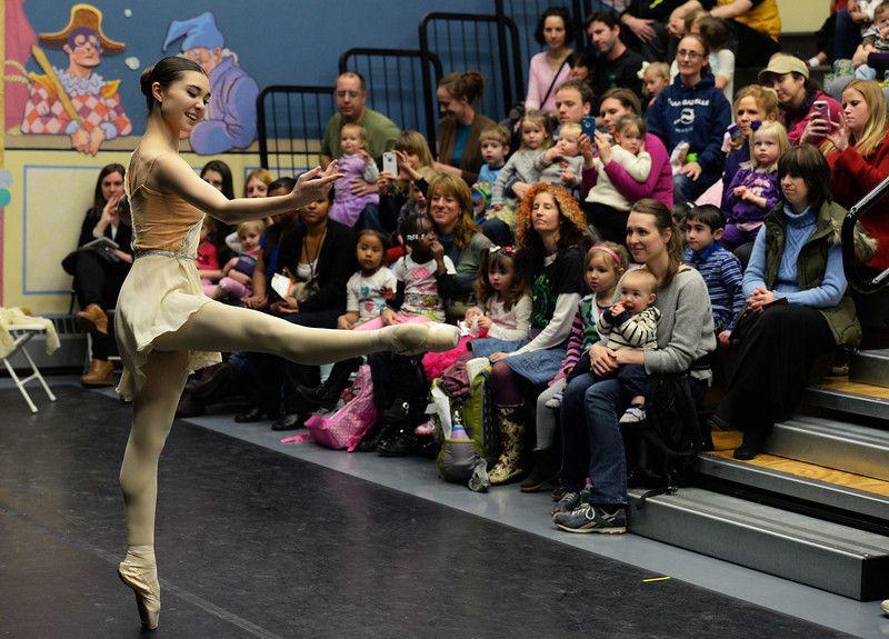Photos Ballet At The Denver Children S Museum Childrens Museum Ballet Studio Community Engagement