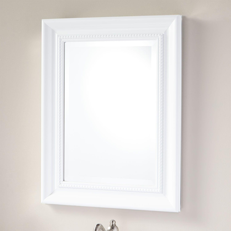 20 Bernstein Recessed Deco Aluminum Medicine Cabinet Bathroom Remodel Pinterest Cabinets And Hall