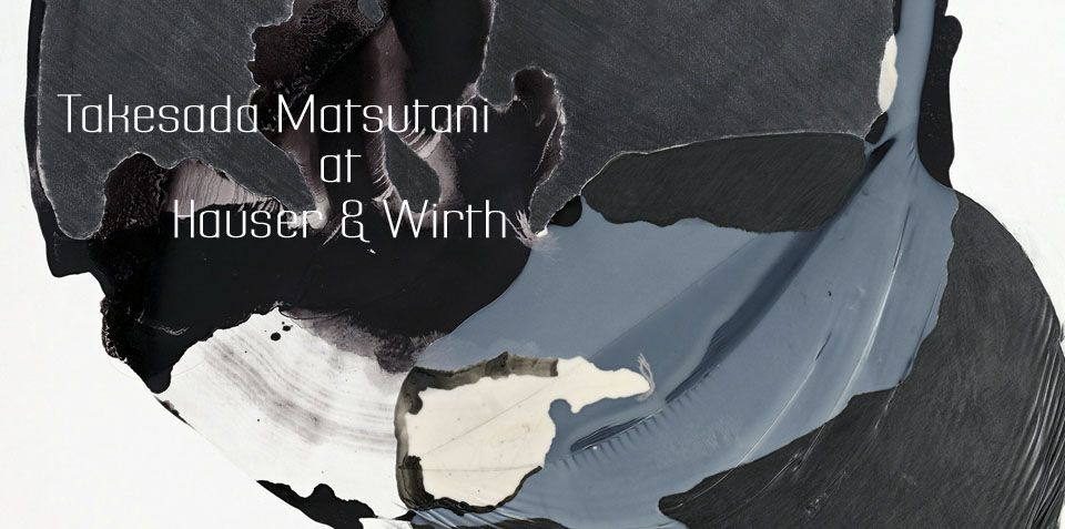 VIDEO: Takesada Matsutani at Hauser & Wirth