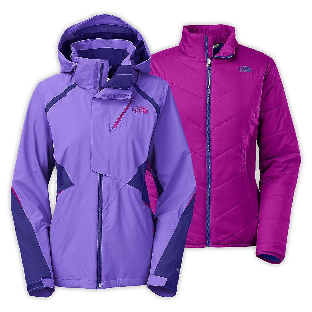 1ae97aac1 The North Face Women's Kira Triclimate Jacket - at Moosejaw.com ...